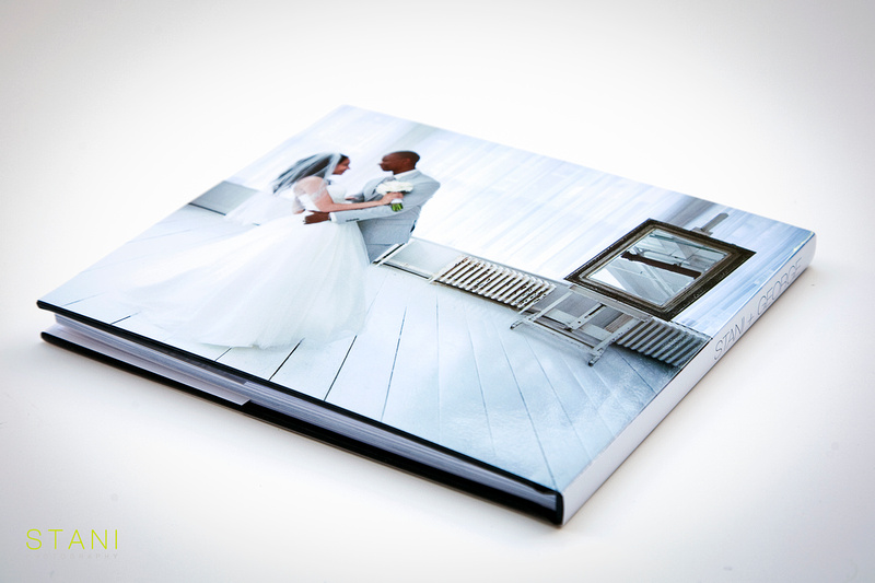 Stani Photography   Elegant Wedding Albums/ Hard Cover Coffee Table Book By  Stani Photography