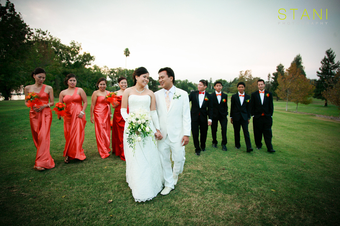 Stani Photography Lovely Filipino Wedding At The Stockton Golf And Country Club On 10 11 12