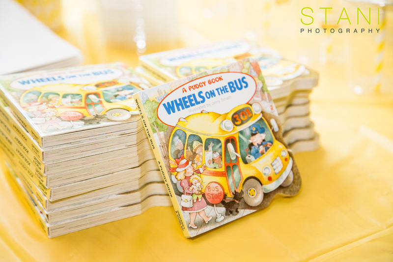 school bus birthday ideas